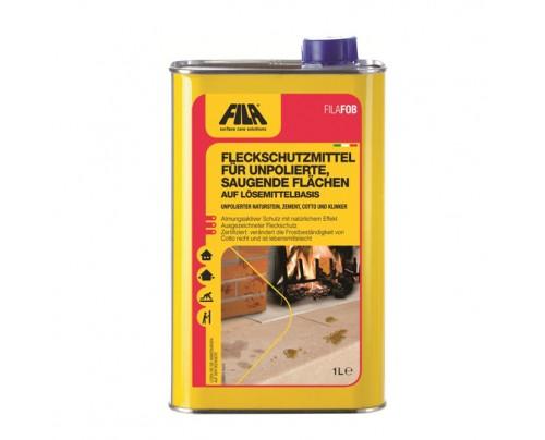 FILA FOB - Fleckenschutzmittel für Beläge aus Cotto, Klinker, Marmor, Naturstein, Granit, Agglomerat und Zement