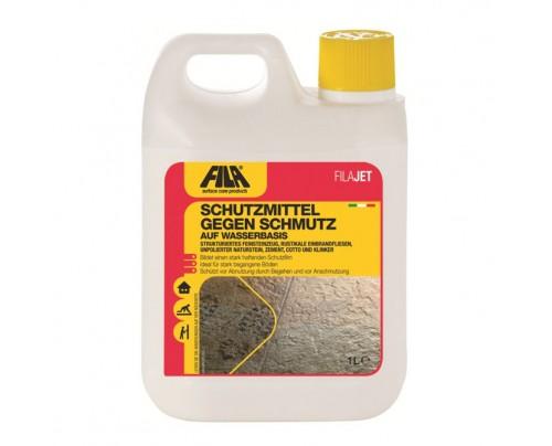 FILA JET - Schutzmittel gegen Schmutz für Cotto, Naturstein, Feinsteinzeug und glasierte Keramik