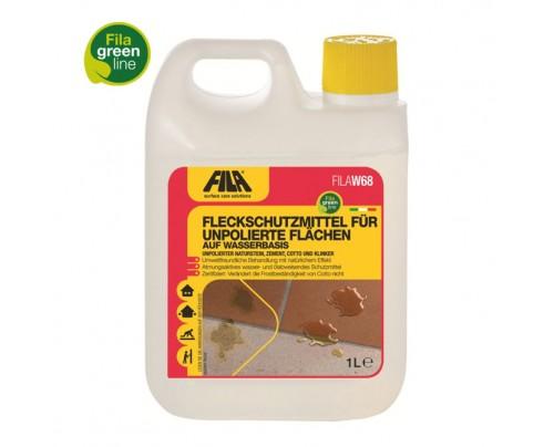 FILA W68 - Fleckschutzmittel für Naturstein + Cotto